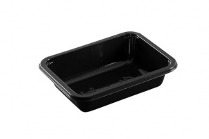 2145-1A CPET tray is the ideal tray for small meal to go, take away foods.