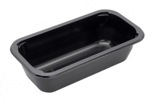 This is a CPET tray which is often used in the airline industry.