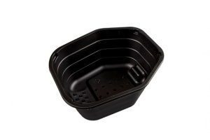 This PP tray is ideal for packaging BBQ chicken.