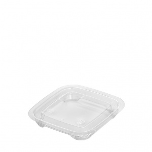 This is an APET lid for many types of APET trays
