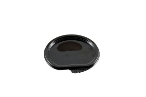 This is a black CPET lid.