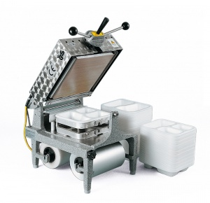 COMPACT MODEL II MANUAL TRAY SEALER