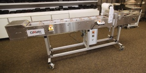 Photo of our Extended CiMatic Automatic Tray Sealer.