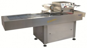 Futura Automatic MAP CPET, APET tray sealer