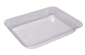 This is the APET tray.
