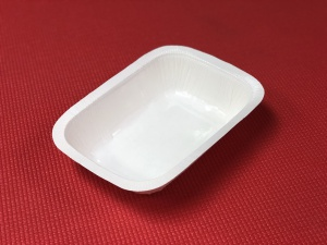 Nos barquettes de la série Compostable sont  de taille moyenne, idéaux pour les repas en petites portions, les repas du midi, les repas pour les clients soucieux de leur alimentation, etc.