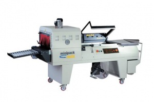Media BA Automatic Shrink Wrapping System