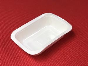 cette barquette rectangulaire compostable est ideal pour les ecoles, les bureaux et les cantines.