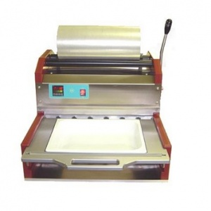 This is our SR 430 tray sealer.