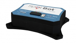 The SpotBot Cellular is a surveillance and mishandling detection tool that will track your fragile product in real time to prevent it from getting damaged during shipment.