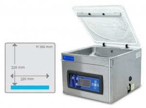 Système T3 - Scelleuse sous-vide de comptoir