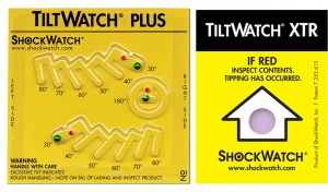 Tiltwatch XTR and Tiltwatch plus