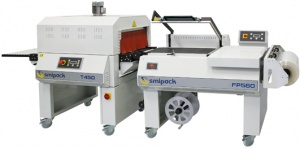 FP 560 Shrink Wrap System