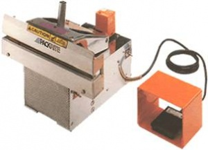 The PackRite Thermo Motor Jaw Sealer is a versatile, motorized, heat-sealing machine that provides e